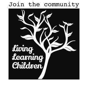 This week over at Living Learning Children