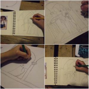 ArtStudyAnnunciation 2