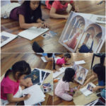 Living Learning Children Picture Study: Fra Angelico's The Annunciation
