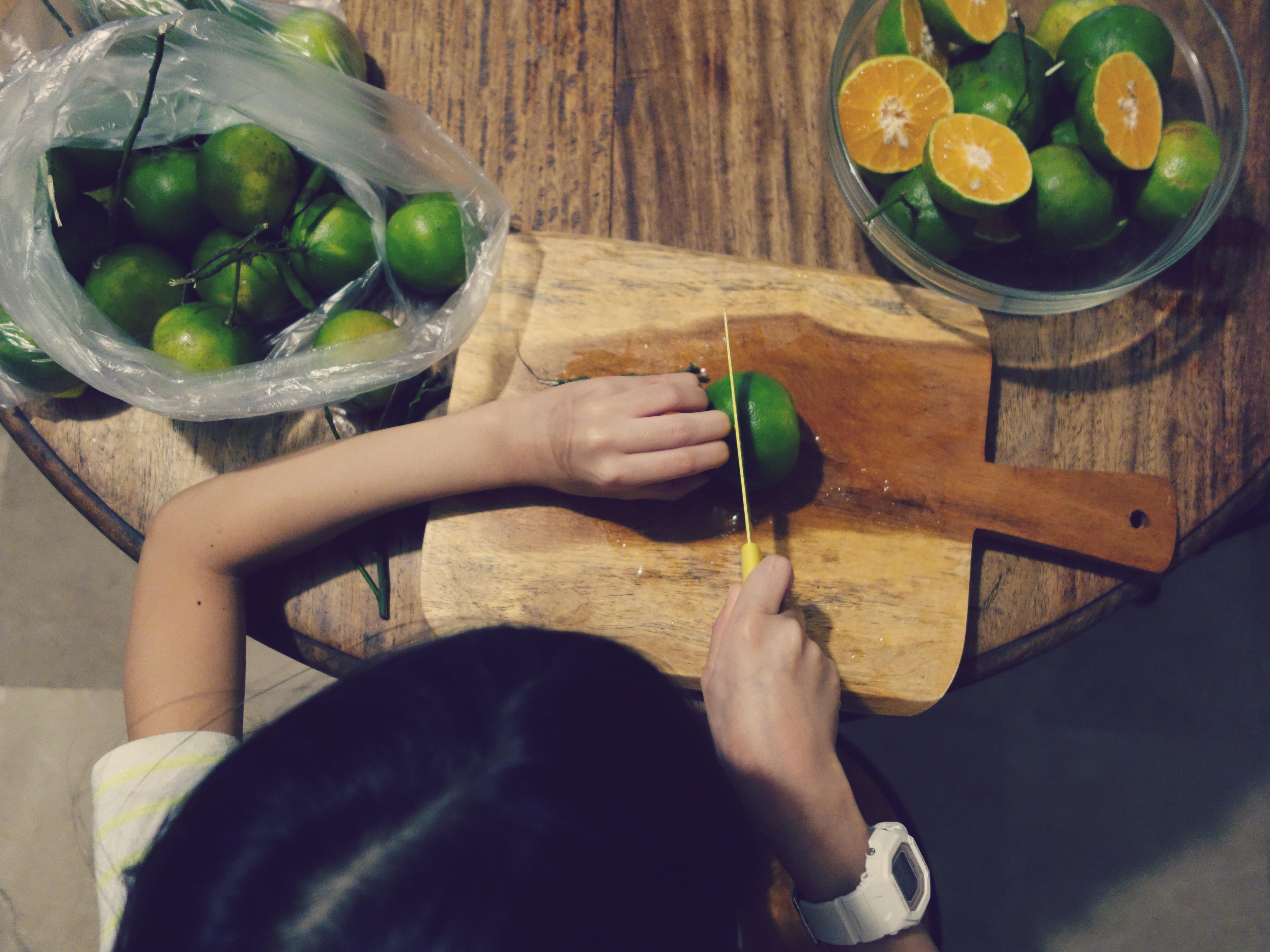 Life Skills: Dalandan Juice