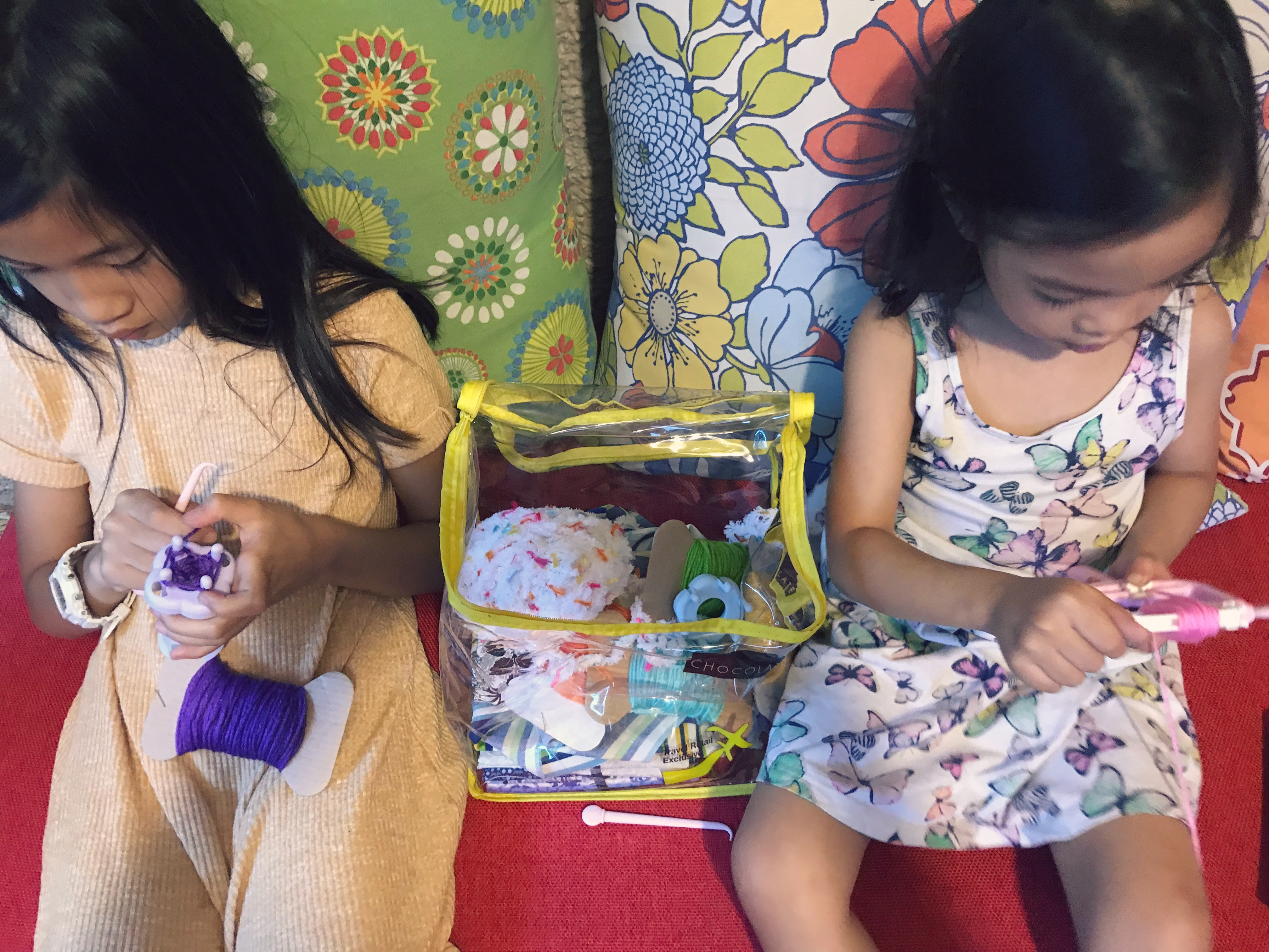 Creating with Looms