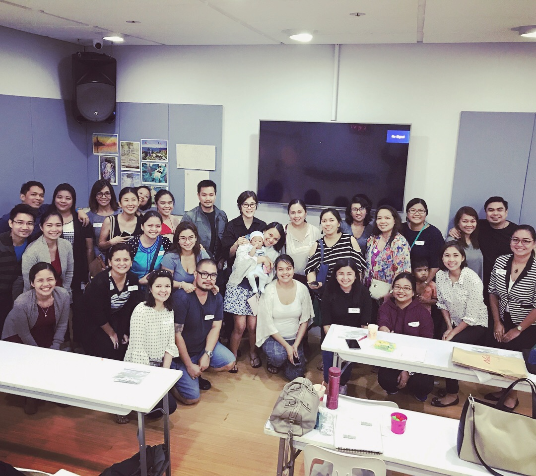 Cm Early Years Workshop - Alabang