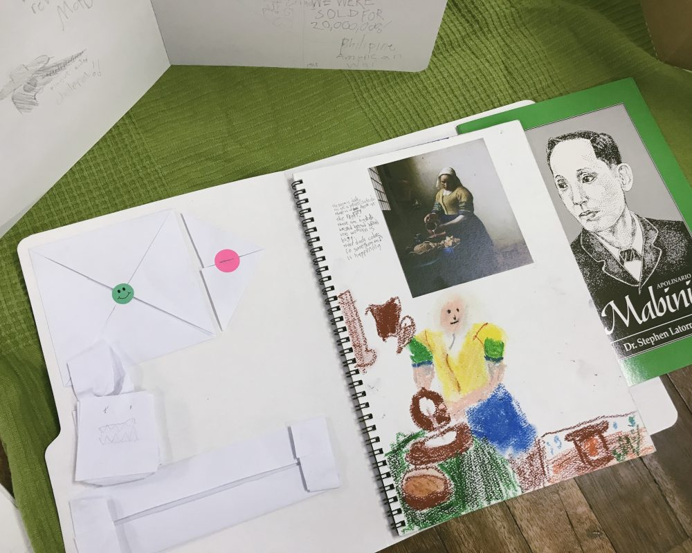 Paper Sloyd / Art Appreciation
